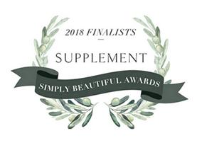 2018 Finalist Supplement