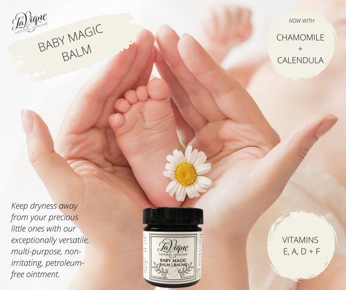 baby magic balm lavigne
