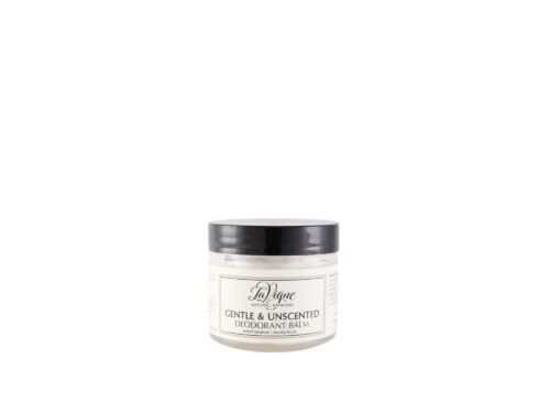 Gentle and Unscented Deodorant Balm
