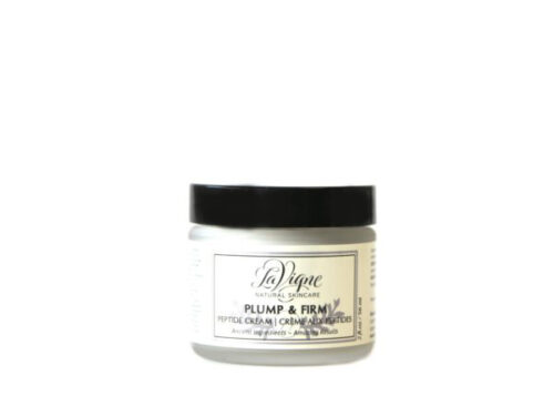 Plump and Firm Tri-Active Peptide Cream - Tepezco 20%