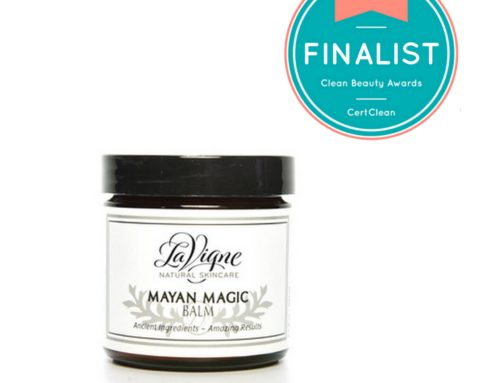 Clean Beauty Awards Finalist