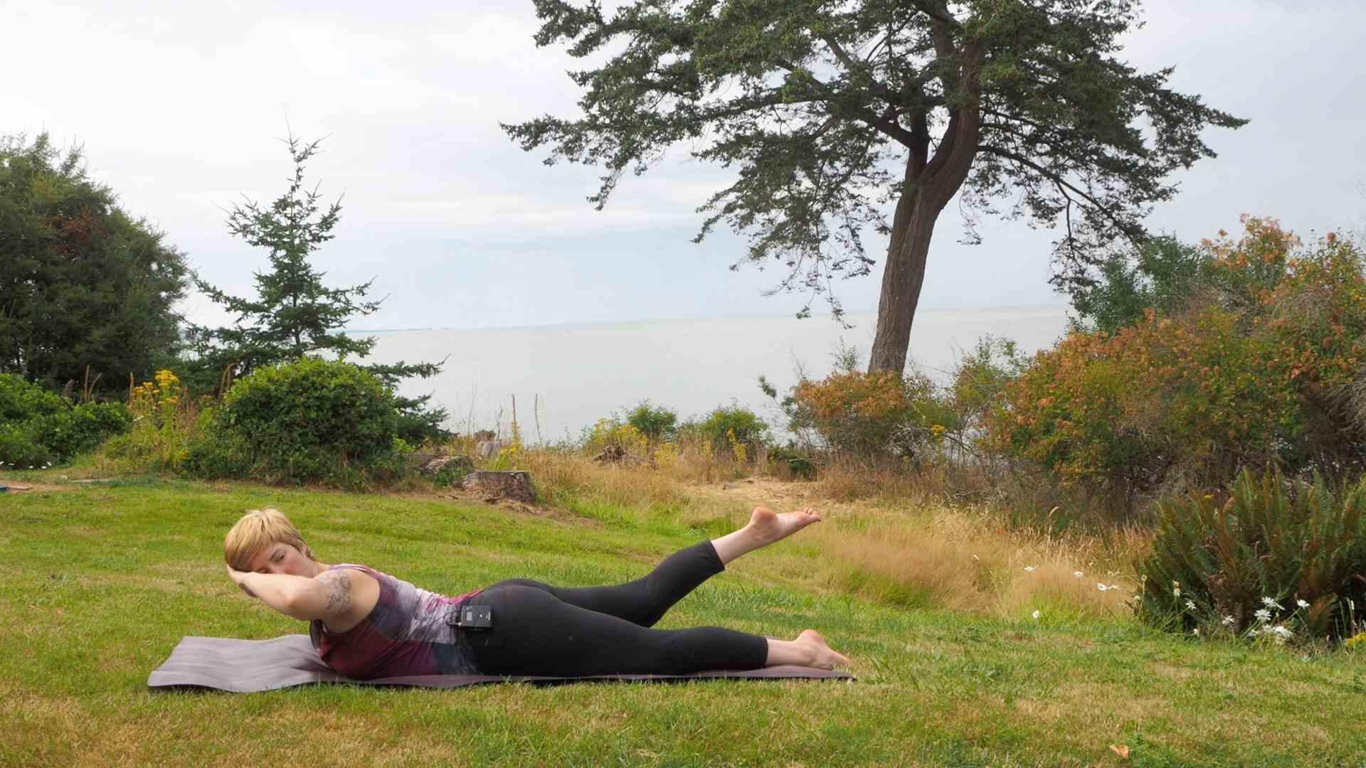 yoga stretching exercises physiotherapist