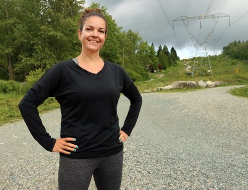 A Crunch a day helps Port Moody woman conquer pandemic boredom